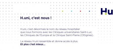 H.uni : le réseau hospitalier qui donne accès à plus